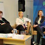 Благосфера приняла участие в Московском форуме НКО